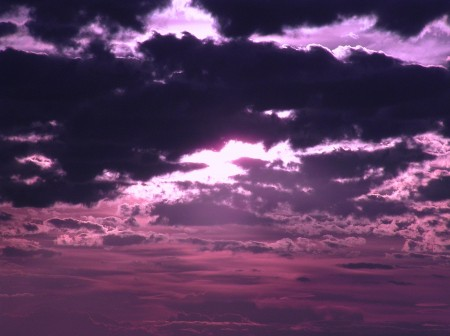 """""""the purple skies of night"""" by the poet scanlon"""