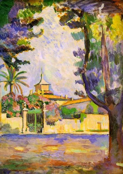 place des lices st tropez 1904 by henri matisse